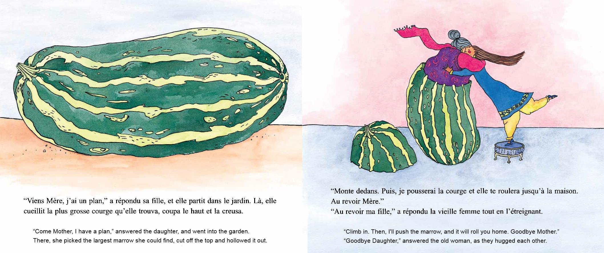 French English Bilingual Children's Books & Audio Books