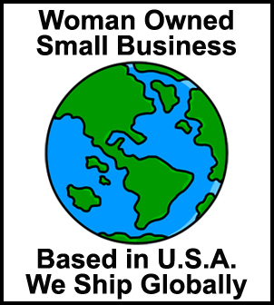 Woman Owned Small Business Based in USA We Ship Globally
